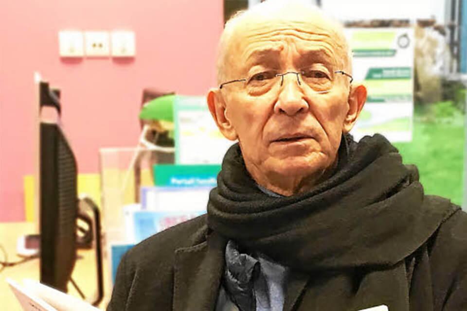 Jean-Paul Savignac en conférence PRIAE à Guiscriff
